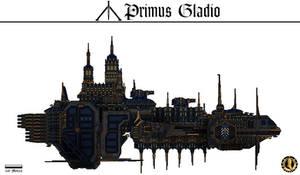 Primus Gladio (Rogue Trader) by Martechi