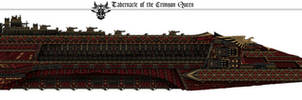 Tabernacle of the Crimson Queen (Crimson Queen) by Martechi
