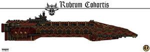 Rubrum Cohortis (Crimson Queen)