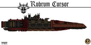 Rubrum Cursor (Crimson Queen)