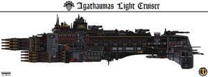Agathaumas Light Cruiser (Cambria)