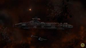 Last Guard of Aegis (Fates of the Fleet #05)