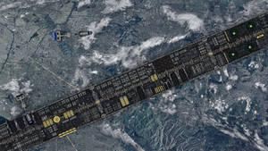 Hyperion - Orbital Ring of Earth (Bab5)
