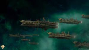 Watchmen over Trantor Reef