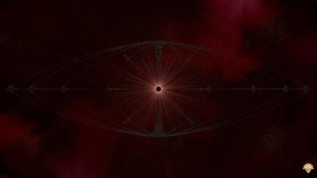 Installation Event Horizon by Martechi