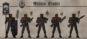 Milites Eruditi (Trantor) by Martechi