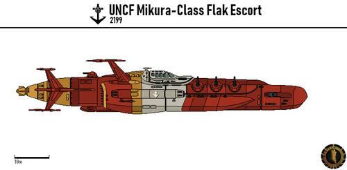 UNCF Mikura Escort by Martechi