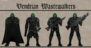417th Vendrian Wastewalkers by Martechi