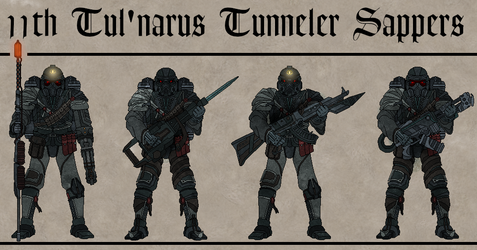 Tul'narus Tunnelers