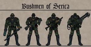Bushmen of Serica