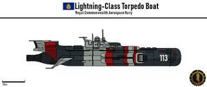 Lightning-Class Torpedo Boat (Commonwealth)