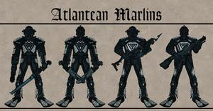 Atlantean Marlins