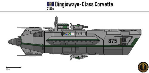 Dingiswayo-Class (African Union) by Martechi