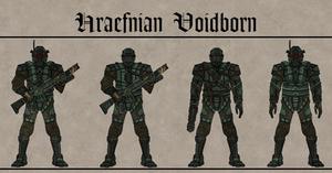 Hraefnian Voidborn