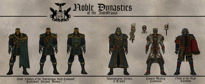 Noble Dynasties of the Androktasiai