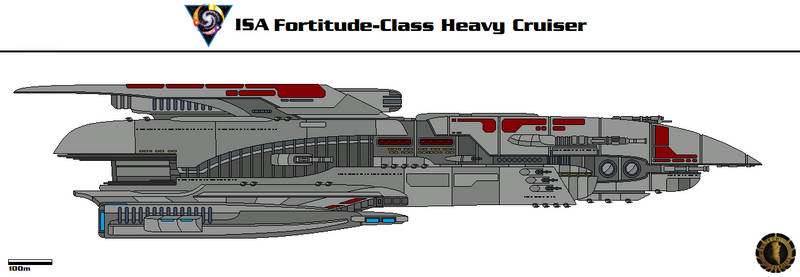 Fortitude-Class Heavy Cruiser (ISAF)