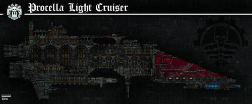 Procella-Class Light Cruiser (Mogontiacum)
