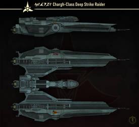 Chargh Class Deep Strike Raider
