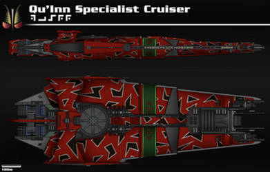 Qu'Inn Specialist Cruiser