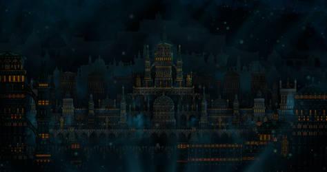 Myriadenburg Sleeps (Aether III)