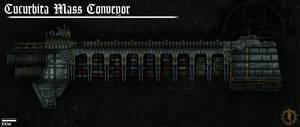 Cucurbita Mass Conveyor