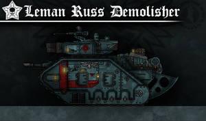 Leman Russ Demolisher (Gahmuret Fortress Guard)