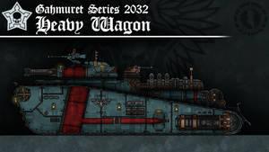 2032 Heavy Wagon (Gahmuret Fortress Guard)