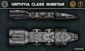 Orithyia Class Gunstar