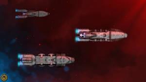 Desperate sorties (Cylon War #06)