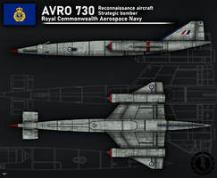 Avro 730-Cosmos (Commonwealth)
