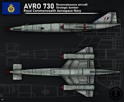 Avro 730-Cosmos (Commonwealth)