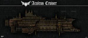 Aculeus Cruiser (Administratum World Trantor)