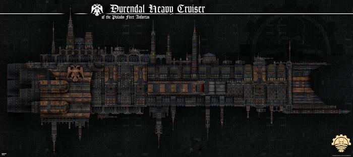 Durendal Heavy Cruiser
