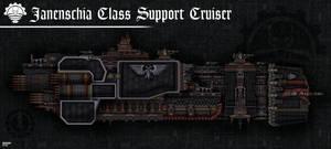 Janenschia Support Cruiser