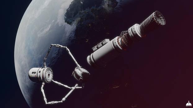 Orbital Construction - Unbound 4