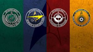 Starfleet Branches - Star Trek Eclipse
