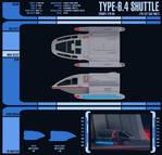 Type 6.4 Shuttle Data Sheet
