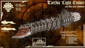 Tarchia Light Cruiser