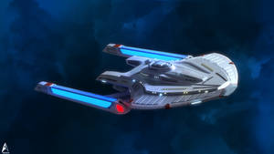 Starfleet Monitor - Eclipse 37
