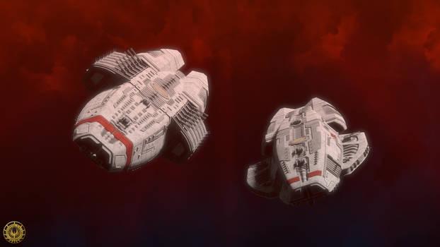 Reinforcements inbound - CF 1 by Martechi