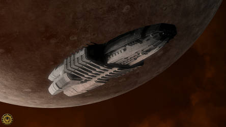 Auxesia Heavy Escort - CF 3 by Martechi