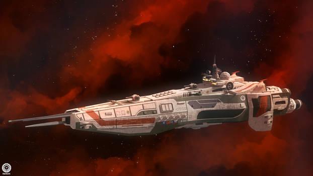 Sputnik Flyby - Terran Mandate 6