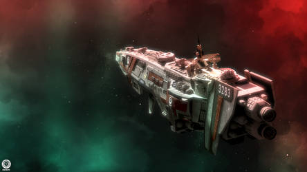 Outer Systems Assigment - Terran Mandate 9 by Martechi
