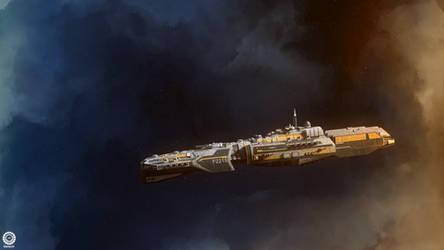 Unwelcoming Frontier - Terran Mandate 11 by Martechi