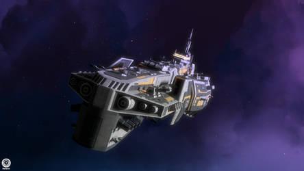 Protectors of Terra - Terran Mandate 12 by Martechi