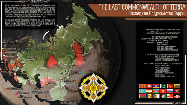 (Outdated) Last Commonwealth - Terran Mandate