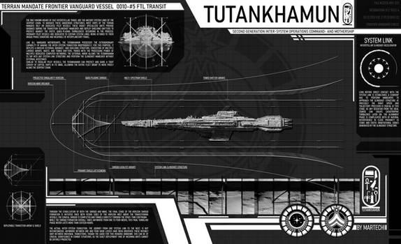 Vanguard Mothership Tutankhamun 005 - FTL