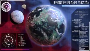 Frontier World Yucatan - Terran Mandate