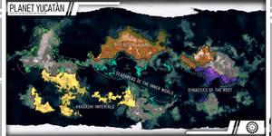 Civilizations of Yucatan - Terran Mandate