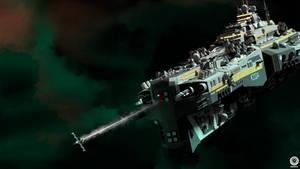 Recon Launch - Terran Mandate